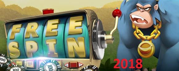 Svenska casinon med bäst free spins 2018